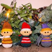 Weihnachtselfen